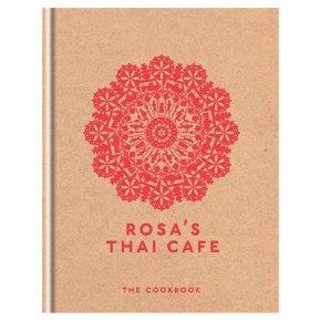 Rosas Thai Cafe The Cookbook Saiphin Moore