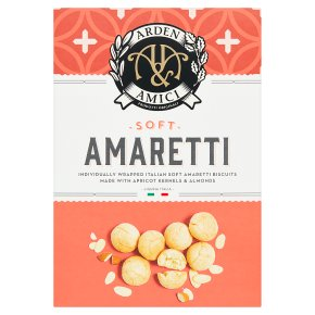Arden & Amici Soft Amaretti