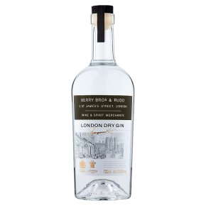 Berry Brothers London Dry Gin