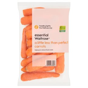 Essential Less Than Perfect Carrots