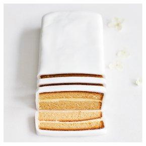 Wedding Cutting Bar - Lemon sponge cake