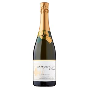Leckford Estate Brut, English, Sparkling Wine