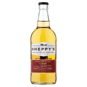 Sheppy's Kingston Black cider