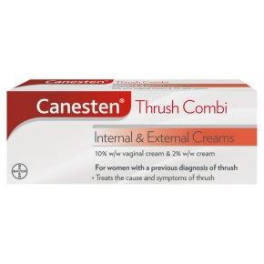 Canesten Thrush Combi Creams