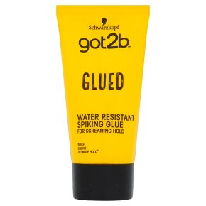 Got2b glued spiking glue