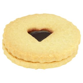 Large Jammy Shortbread
