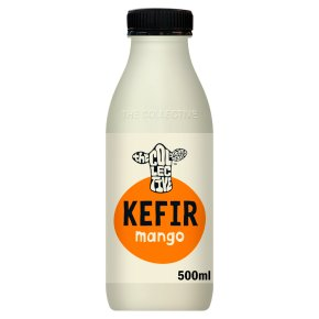 The Collective Dairy Kefir Drink Mango & Turmeric