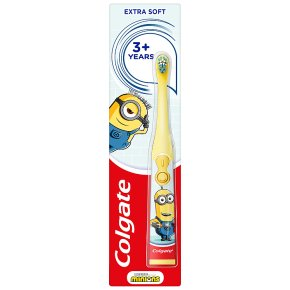 Colgate Minions Battery Toothbrush