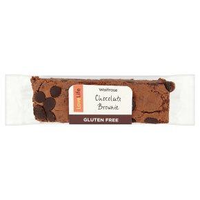 Waitrose LoveLife Gluten Free Chocolate Brownie