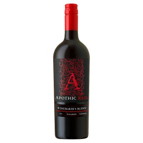 Apothic Red Winemaker's Blend, American, Red Wine