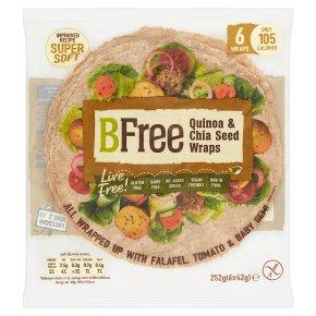 BFree Quinoa & Chia Wrap