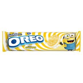 Oreo Golden Sandwich Biscuits