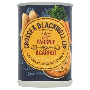 Crosse & Blackwell Best of British Parsnip Carrot Soup