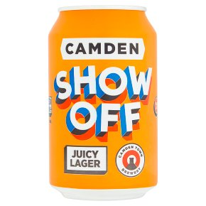 Camden Show Off lager
