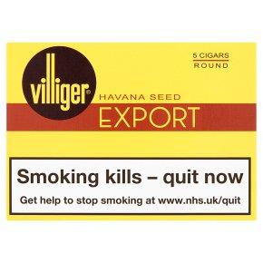 Villiger Export Round Cigars