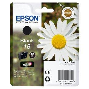 Epson daisy black ink cartridge