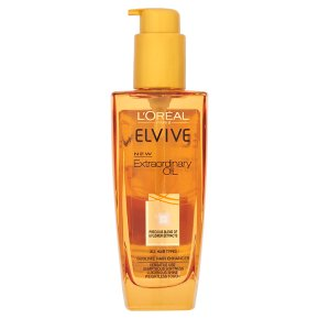 L'Oréal Elvive All Types of Hair Oil
