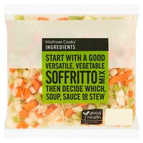 Waitrose Cooks' Ingredients soffritto mix