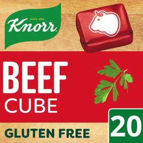 Knorr The Beef Cube 20s