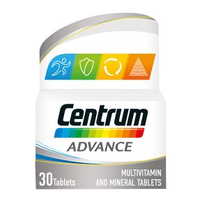 Centrum Advance Tablets