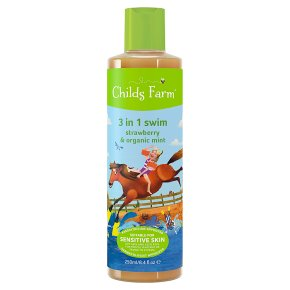 Childs Farm 3 In 1 Swim Strawberry & Organic Mint
