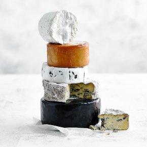 Celebration Five Tier Cheese Cake