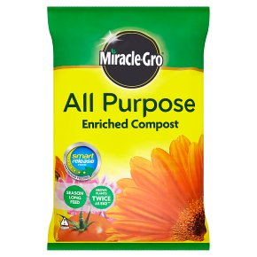 Miracle-Gro All Purpose Enriched Compost 40 litres