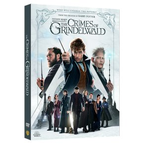 DVD Fantastic Beasts 2