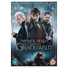 DVD Fantastic Beasts 2