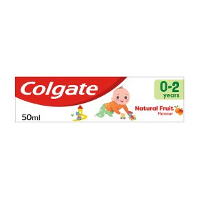 Colgate Natural Fruit Toothpaste