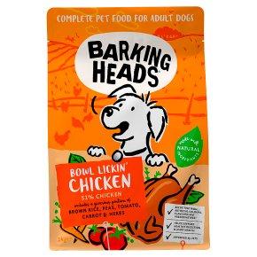 Barking Heads Chicken