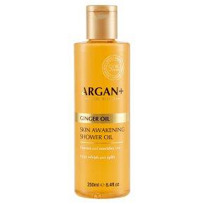 Argan+ Moroccan Spice Shower Oil