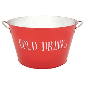 Waitrose Home Cold Drinks Bucket