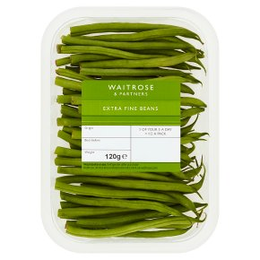 Waitrose 1 Extra Fine Beans