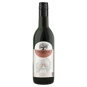 Banrock Station, Shiraz, Red Wine, Small Bottle