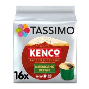 Tassimo Kenco Decaff Capsules 16s