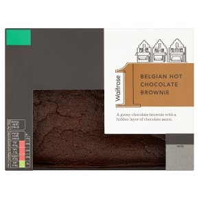 Waitrose 1 Hot Chocolate Brownie