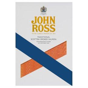 John Ross Jr. Scottish smoked Scottish salmon