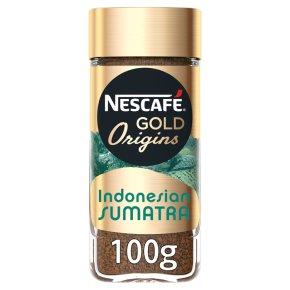 Nescafé Gold Origins Indonesian Sumatra