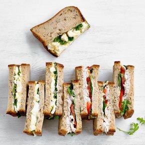 Gluten-Free Sandwich Platter - mixed
