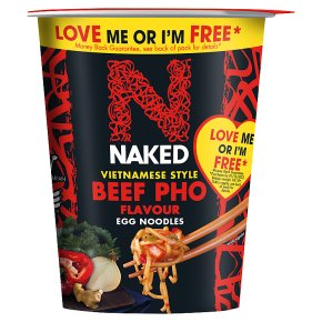 Naked Noodle Vietnamese Beef Pho