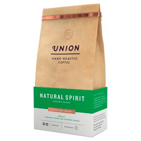 Union Hand-Roasted Coffee Natural Spirit Cafetière