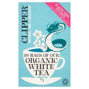 Clipper Organic White Tea - 26 Bags