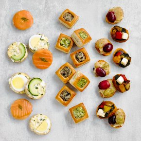 Canape Selection Large