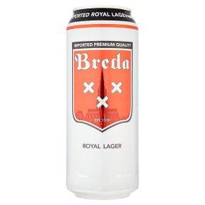 Breda royal lager