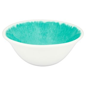 Waitrose Verdant Glazed Small Bowl
