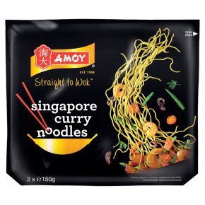 Amoy Straight to Wok Singapore Noodles