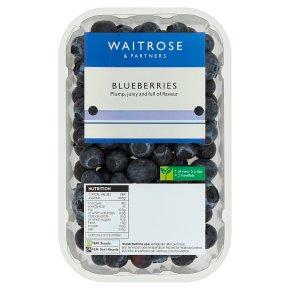 Waitrose Aromatic and Vibrant Blueberries
