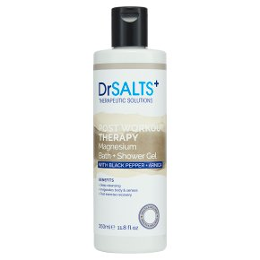 Dr Salts+ Recovery Therapy Bath Gel