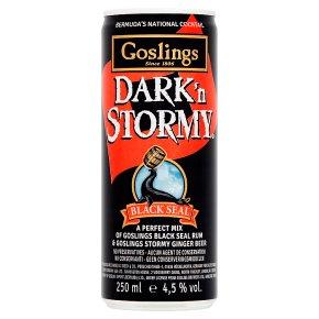 Goslings Dark'n Stormy